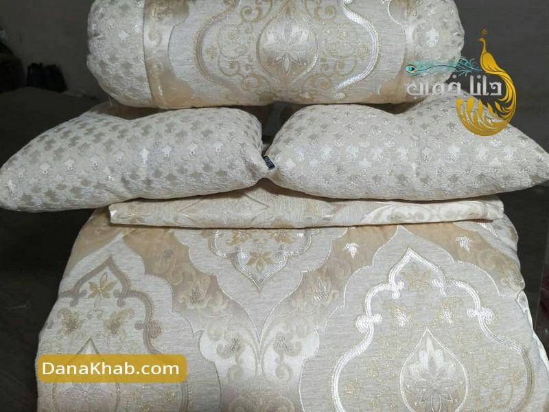مرکز فروش انواع روتختی شانل مخمل ترک